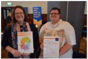 FND Hope UK attends Volunteer Fair in Banbury to raise awareness and Network