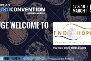FND Hope UK will be exhibiting at the Neuro Convention 2020