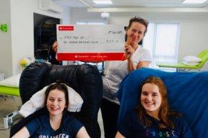 STEPS Rehabilitation raises £211 for FND Hope UK